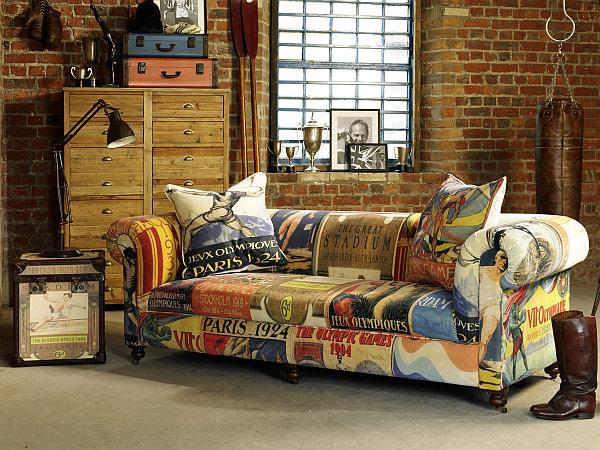 Мебель и декор в интерьере